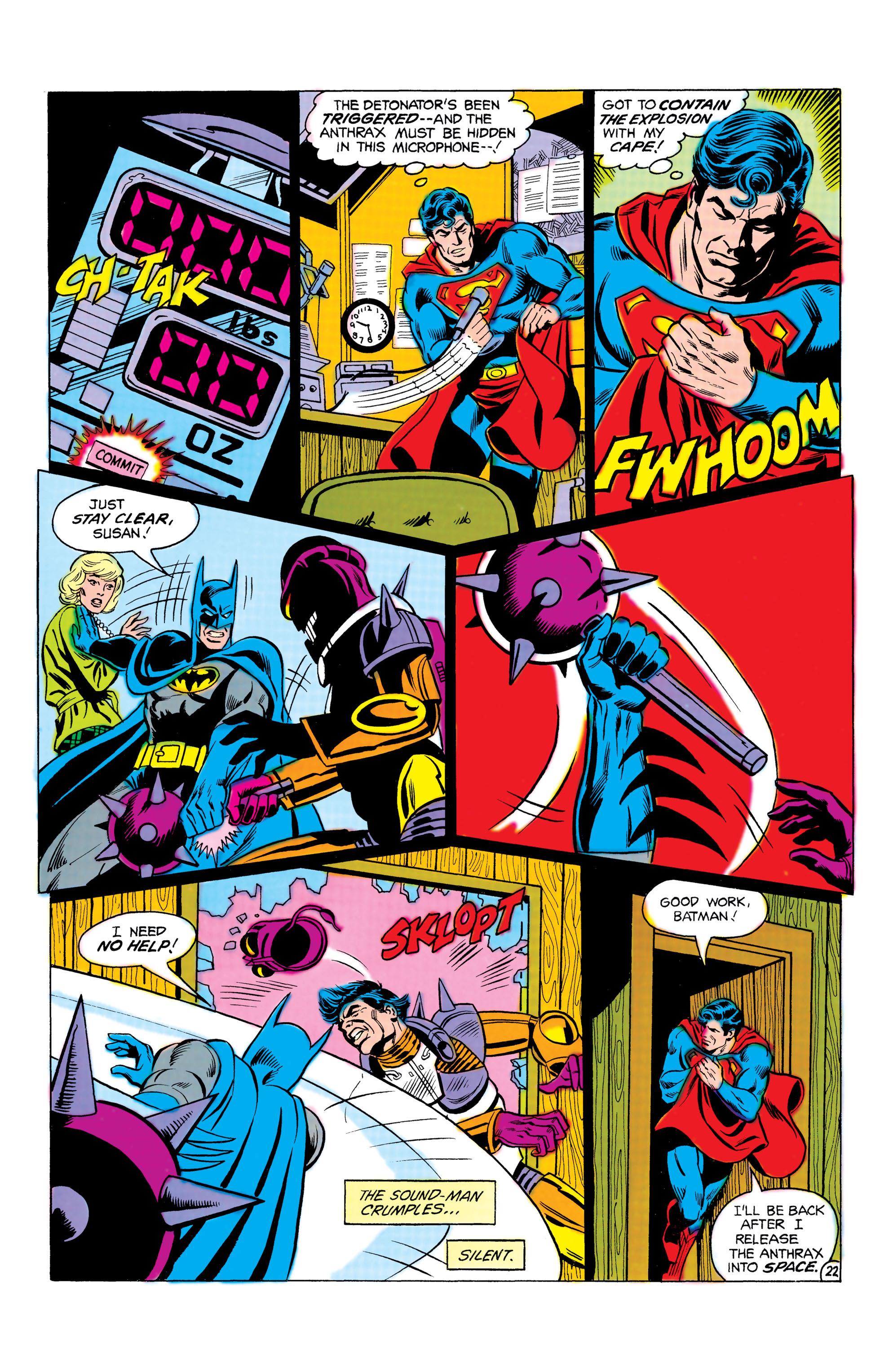 Read online World's Finest Comics comic -  Issue #292 - 23