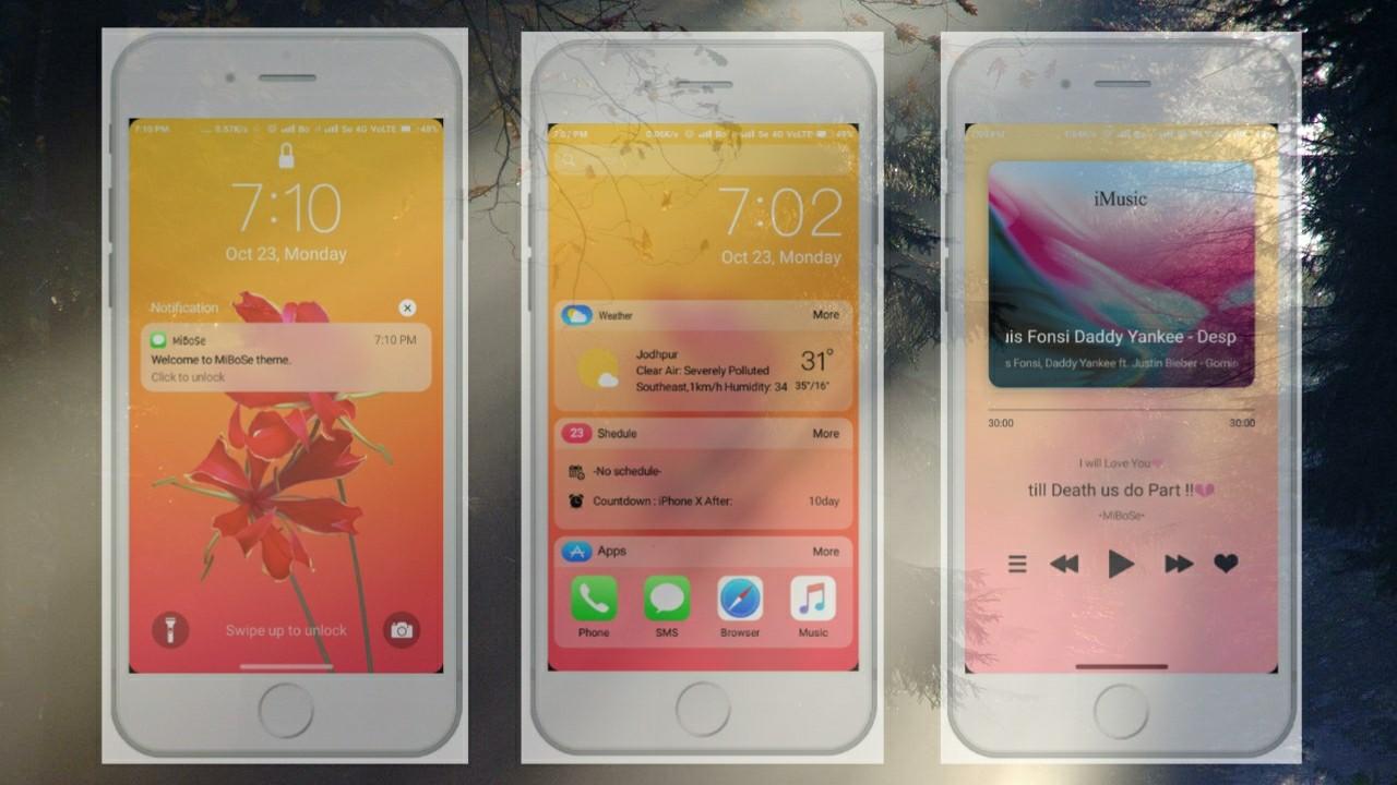 BoSe iOS 11.3