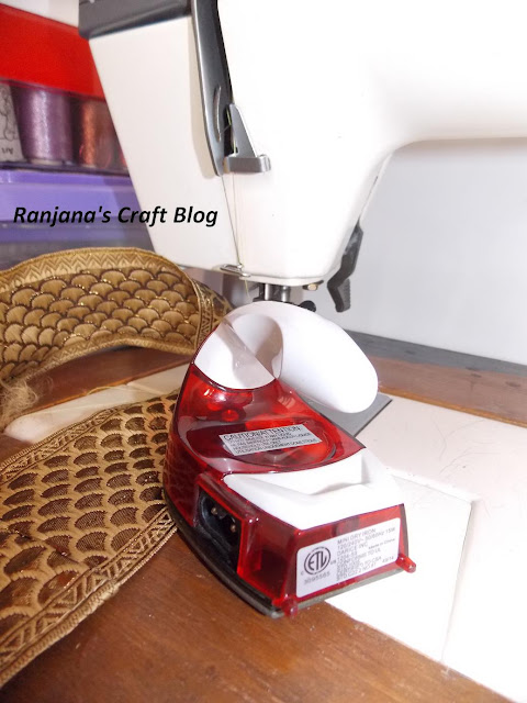 Mini craft iron