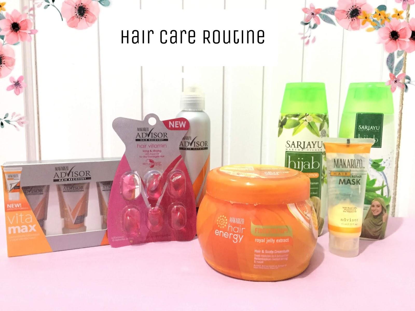 Mutiazalika S My Hair Care Routine Indonesia