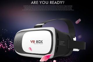OCCHIALI 3D VR BOX