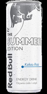 Red Bull Summer Edition Kokos - Acai