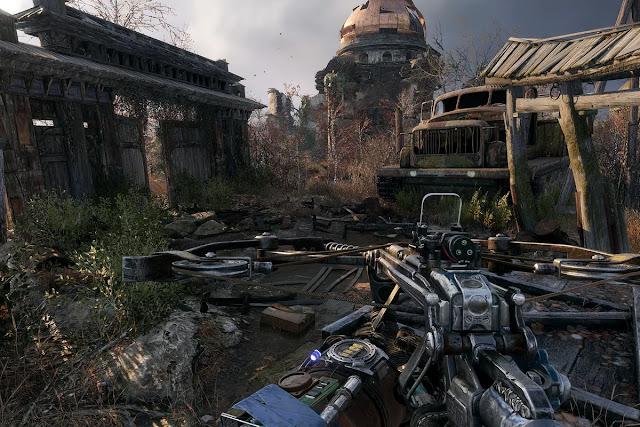 مراجعة شاملة و تقييم للعبة Metro Exodus