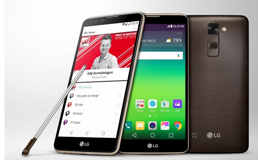 LG STYLUS 2 Price, Specifications, Features, Comparision