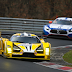 Scuderia Cameron Glickenhaus wins its class at the Nurburgring // .@SCG003C