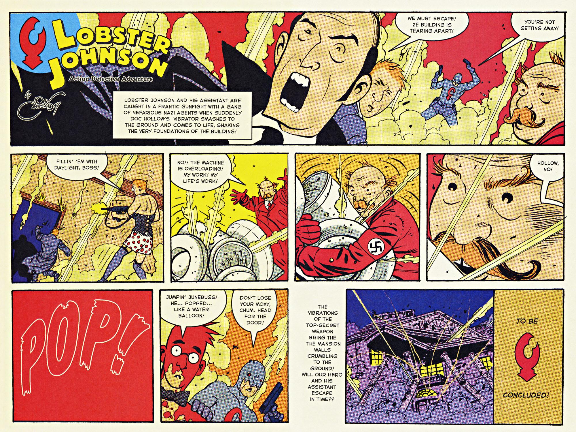 Read online Hellboy: Weird Tales comic -  Issue #7 - 30