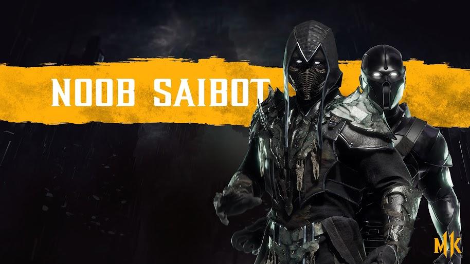 Noob Saibot Mortal Kombat 11 4k Wallpaper 47
