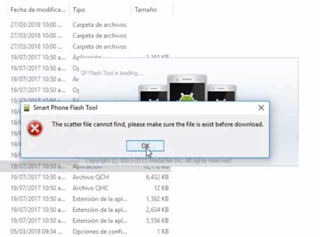 abrir sp flash tools