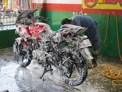 Peluang Bisnis Usaha Cuci Motor dengan Analisa Lengkap