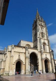 Catedral de Oviedo.