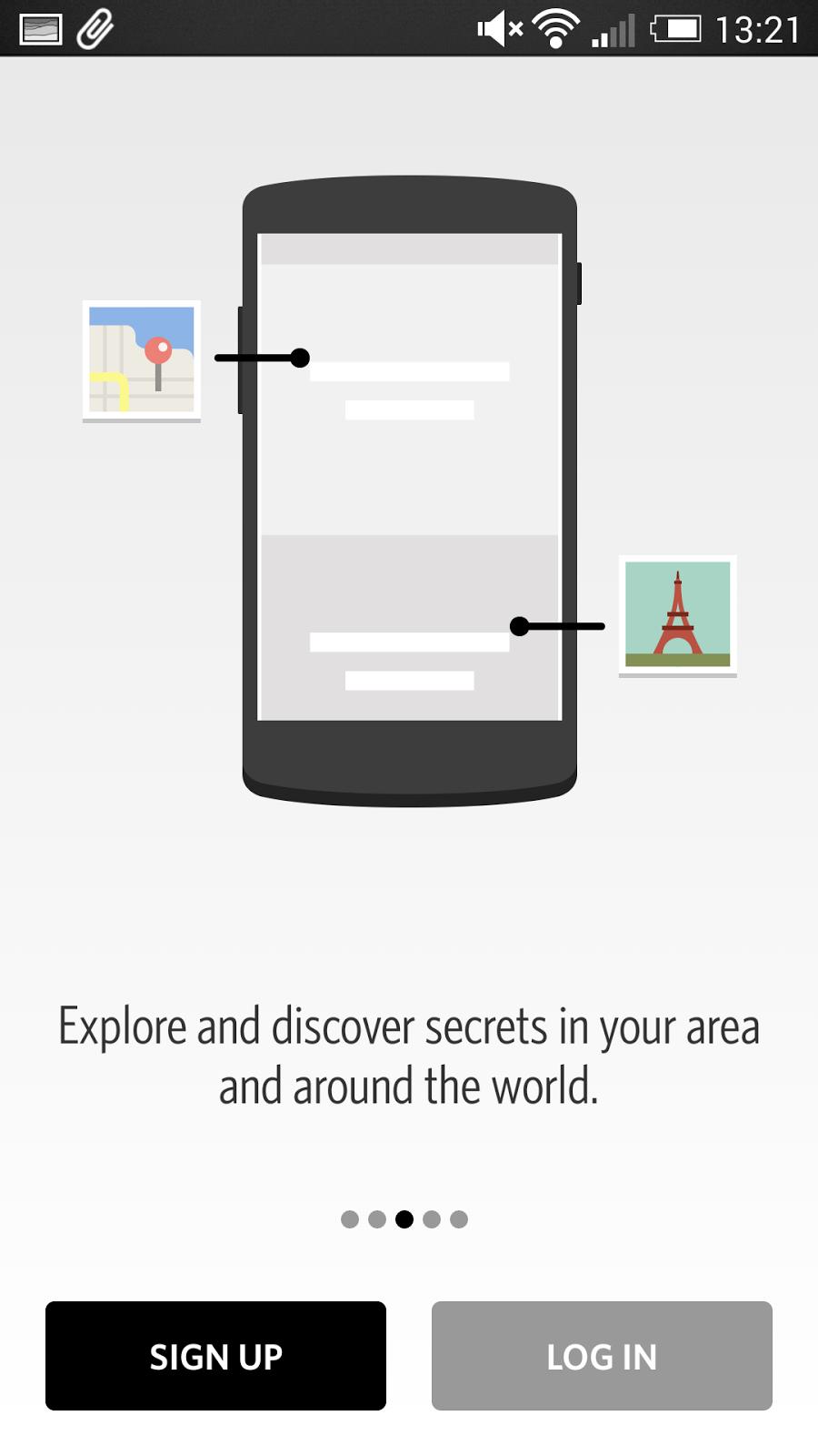 Secret 解除分享焦慮的社交 App ,對朋友匿名寫真心話 secret-02