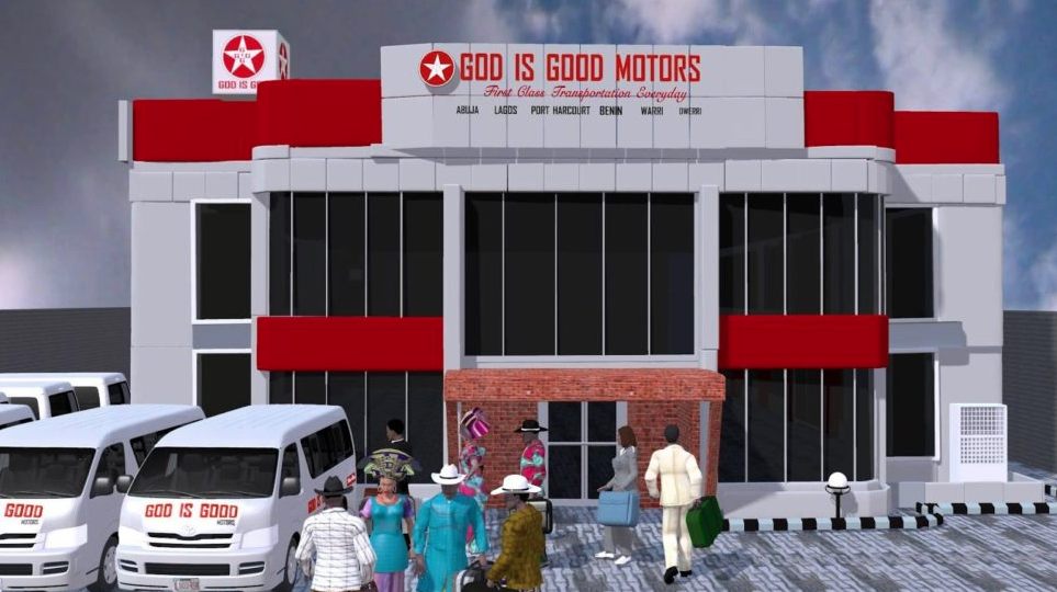 God is Good Motors 2019