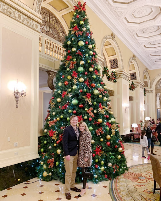 william penn hotel holiday engagement
