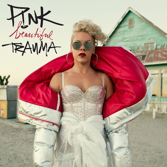 P!nk — Beautiful Trauma