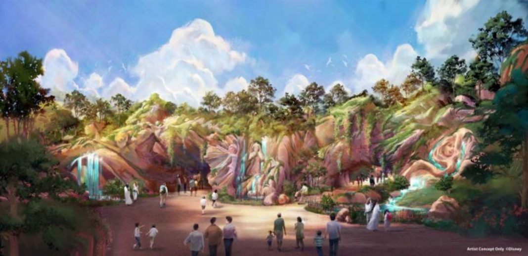 New Details Name And Concept Art For Fantasy Springs Expansion At Tokyo Disney Sea