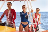 Alexandra Daddario, Ilfenesh Hadera and Kelly Rohrbach in Baywatch (2017) (5)