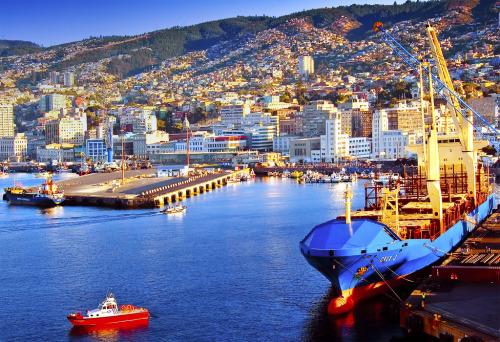 Que língua falam em Valparaíso