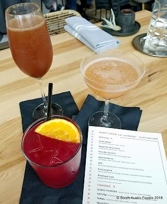 ATX Cocina cocktails