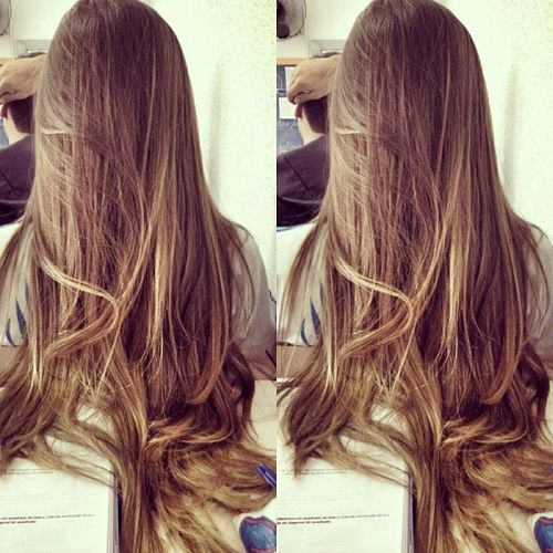 Como ter cabelo grande