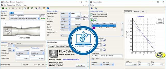 FlowCalc v5.34