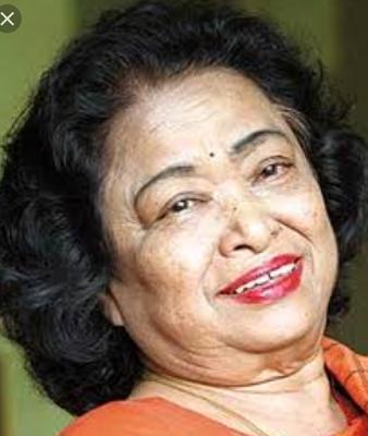 About Sakunthala Devi garu