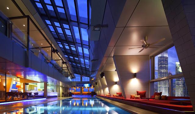 SkyBar at Traders Hotel Kuala Lumpur