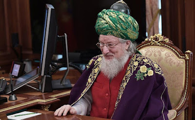 Chairman of Central Spiritual Directorate of Russian Muslims.