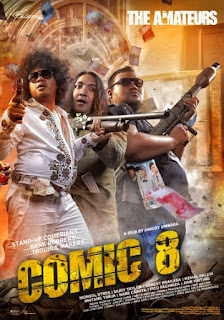 Download Film Indonesia Comic 8 (2014) DVDRip
