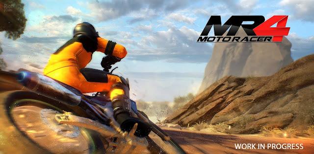 MOTO RACER 4 V1.5 [ALL DLCS + MULTIPLAYER] Download, Forteknik.com