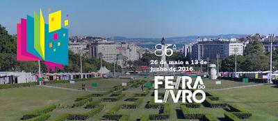 86ª Feira do livro de Lisboa  2016 hora H