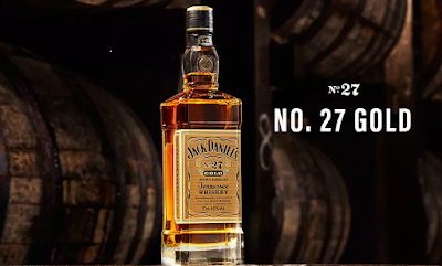 "JACK DANIEL'S FINALLY READY TO LAUNCH ""NO. 27 GOLD"" IN THE UNITED STATES"