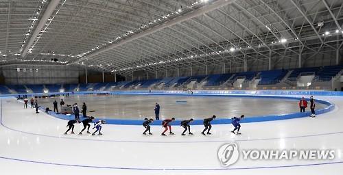 PATINAJE DE VELOCIDAD - Mundial 2017 (Gangneung, Corea del Sur)