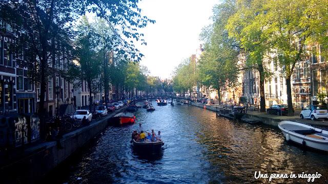 tour canali Amsterdam compagnia quale scegliere