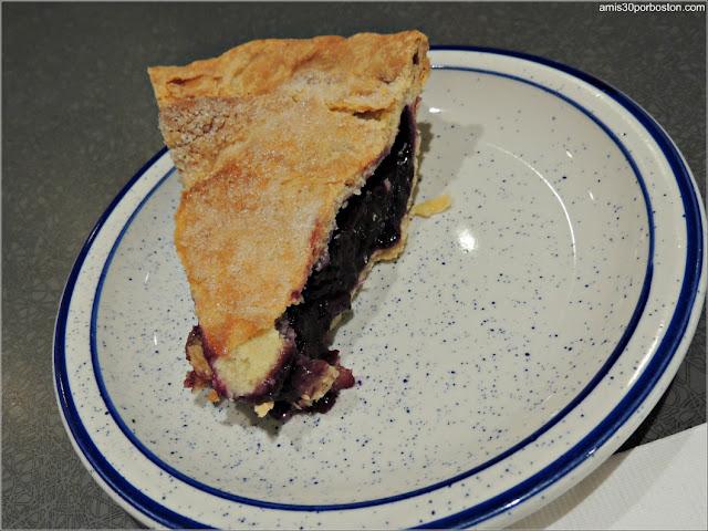Tarta en la Cafetería A Baked Joint, Washington D.C.