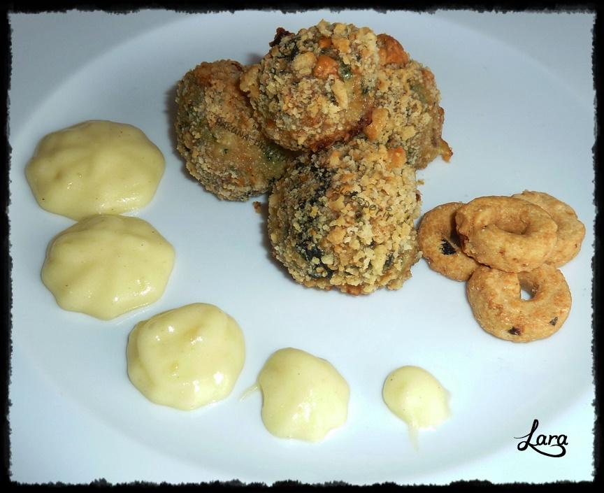 http://cucinaconlara.blogspot.it/2014/01/polpette-di-carne-e-spinaci-impanate.html