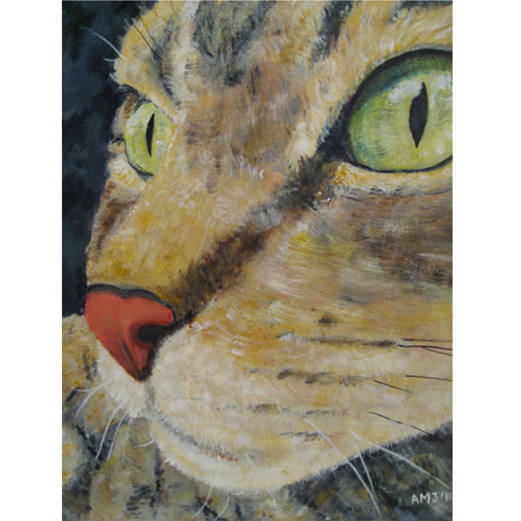 "Chimba- 5""x7"" Art Card"
