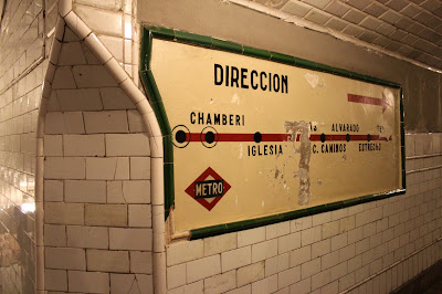 Estación-museo de Chamberí