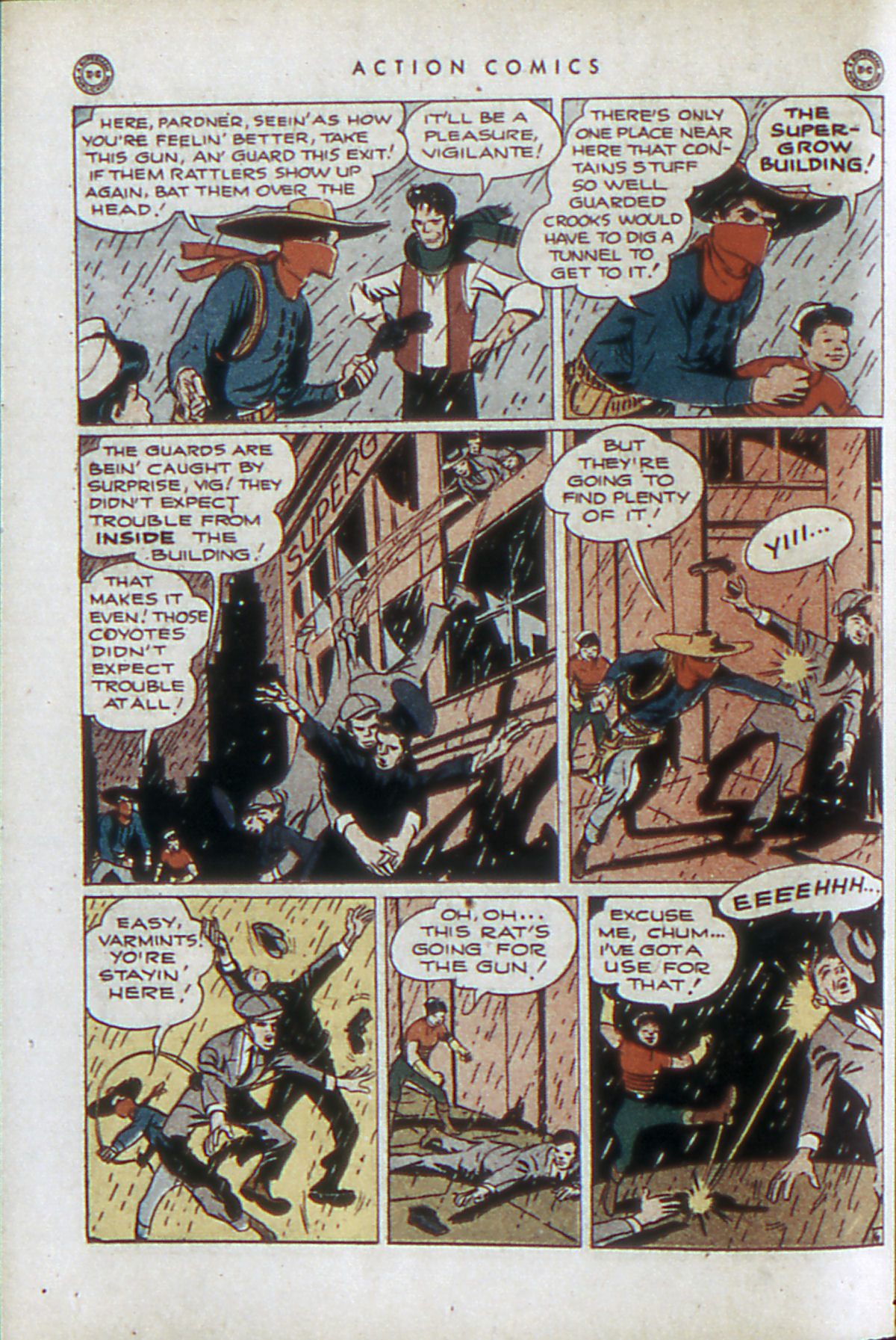 Read online Action Comics (1938) comic -  Issue #84 - 37