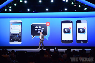 Blackberry Messenger Apps Today
