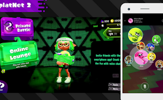 Nintendo Switch Online App released Android and iOS. Lets users chat with other players