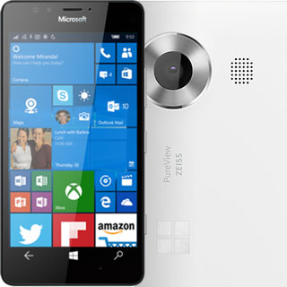 Microsoft Lumia 950 phone specifications
