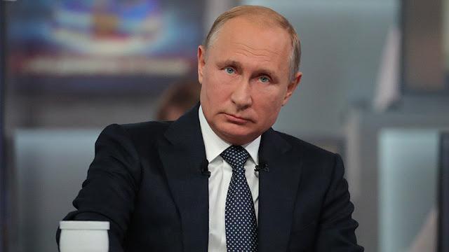 """Putin: """"Los aranceles al aluminio impuestos por EE.UU. a México equivalen a sanciones"""""""