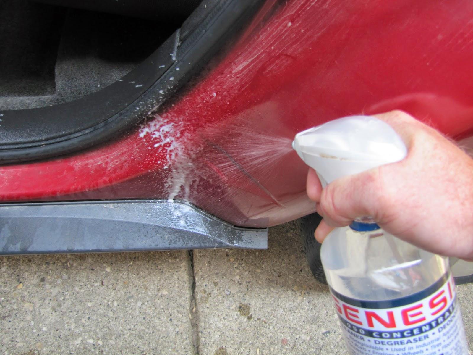 Genesis 950 Car Wash