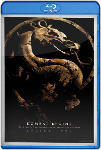 Mortal Kombat (1995) HD 1080p Latino