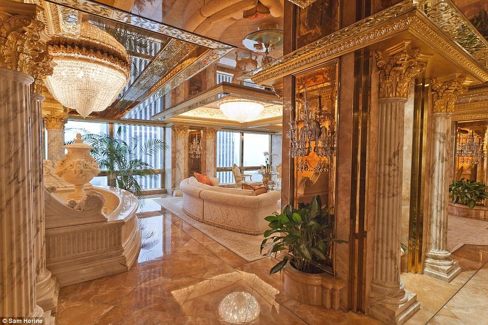 1985 Apartment, Trump Tower, New York