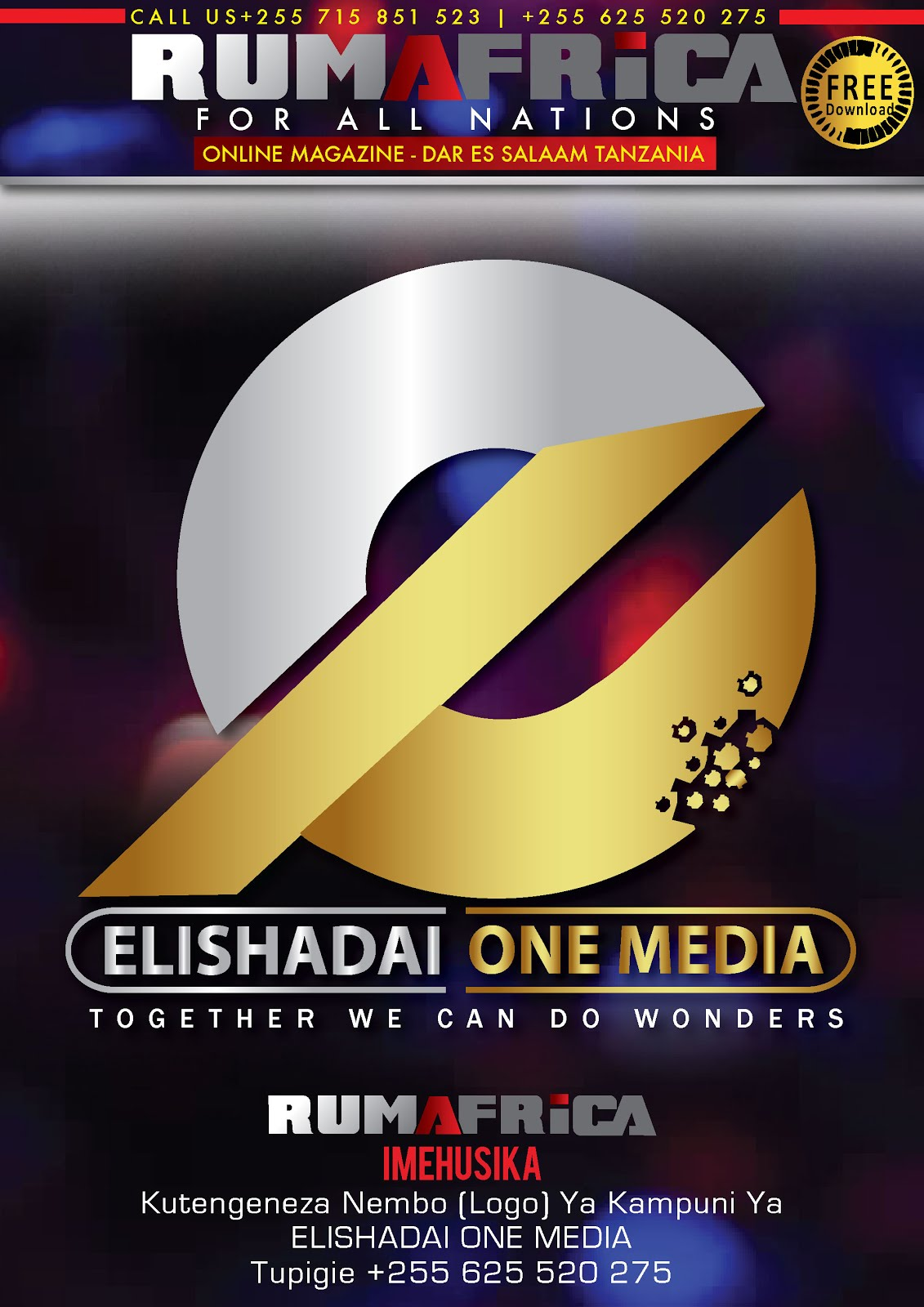 ELISHADAI ONE MEDIA