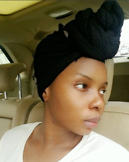 welcome to fitzala  yemi alade shows us her beautiful