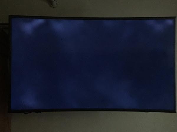 tivi Samsung màn hình bị tối đen