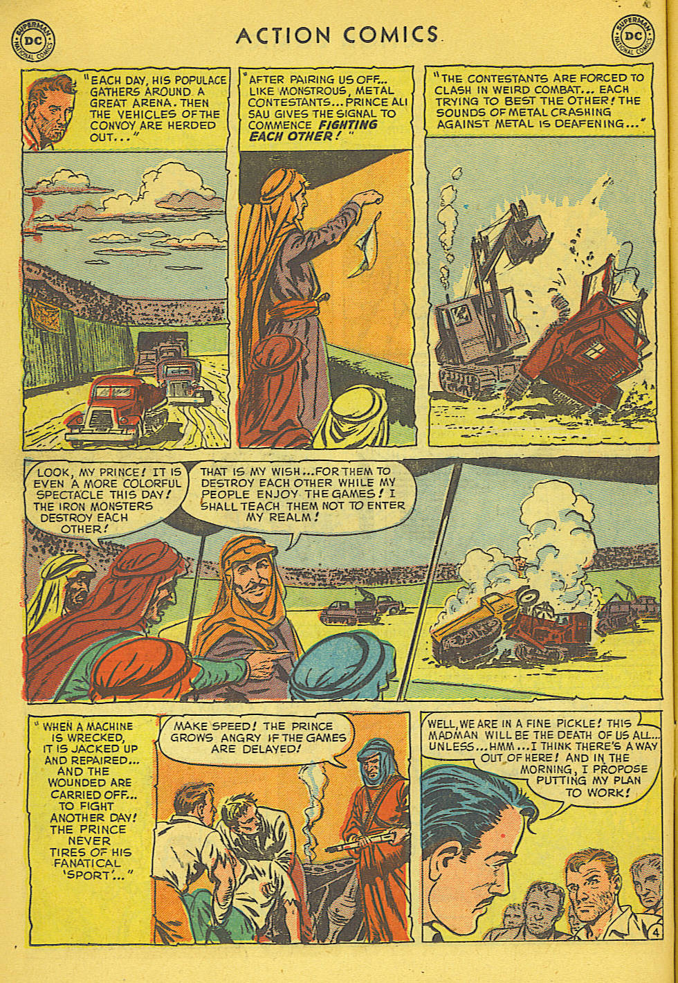 Read online Action Comics (1938) comic -  Issue #158 - 18