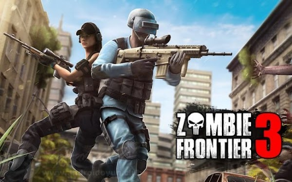 Zombie Frontier 3 Mod Apk v2.17 Unlimited Money, Gems And Energy